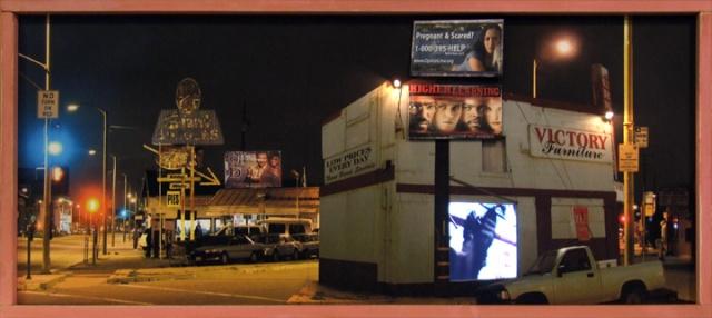 Harvey, San Pablo Avenue, Oakland