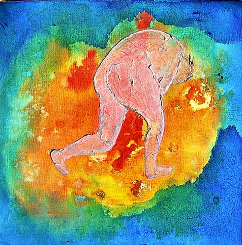 Imminent Birth (again)  copyright Othmar Tobisch