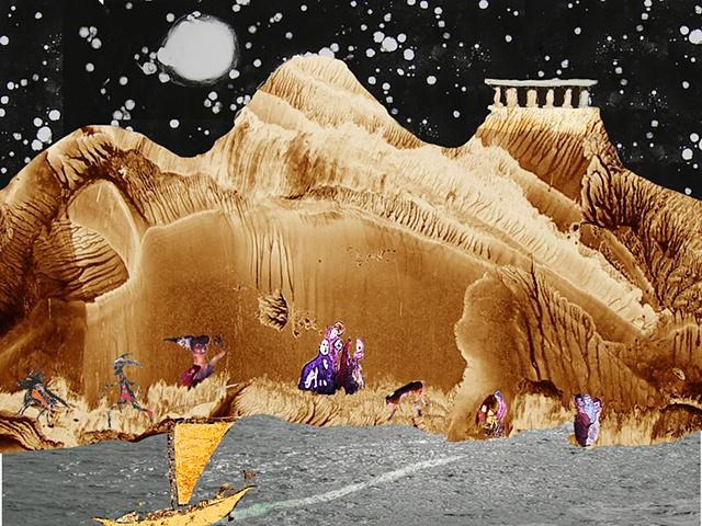 digital print from Argonauts Series