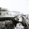 Mountain At Dusk  copyright Othmar Tobisch