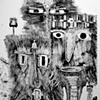 Sentient Beings (Benign Warriors)  copyright Othmar Tobisch