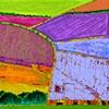 Feudal Landscape With Emotional Remnants  copyright Othmar Tobisch