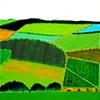 Feudal Landscape III  copyright Othmar Tobisch
