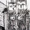 Sentient Beings (Watching)  copyright Othmar Tobisch