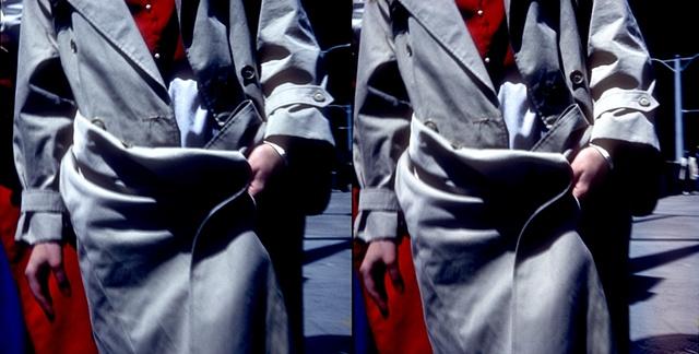 Coat Flip