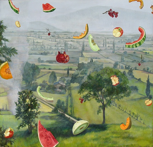 Tuscany:  Fruit
