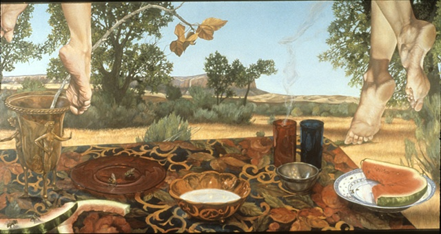 Alchemical Picnic: Desert