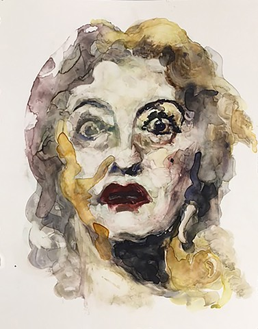 bette davis female portraits