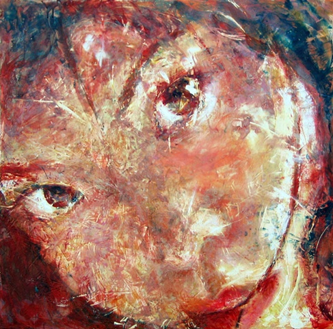 Encaustic Fine Art Portraits