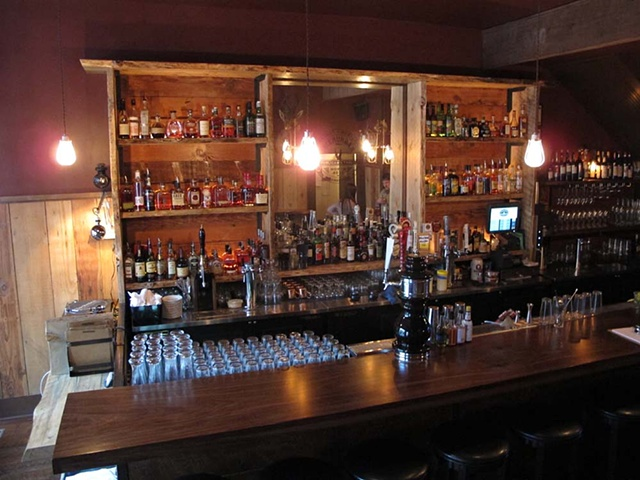 bar at Interurban
