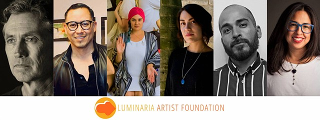 2020 Luminaria Artist Foundation Grantees