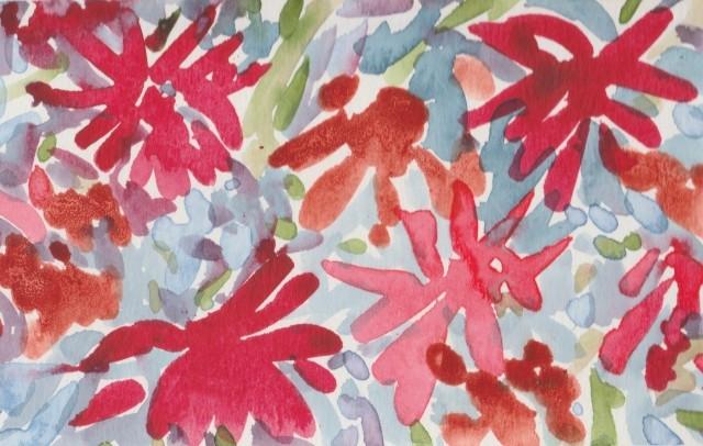 Detail of Windflower