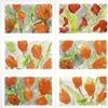 18 Tulips (Detail)
