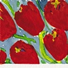 Red Poppies (Detail V11)
