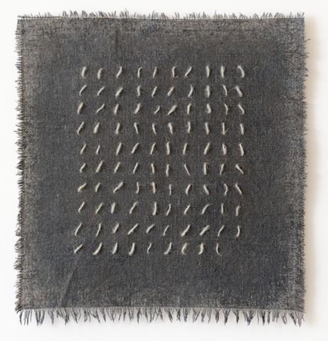 ziejka, fiber art, miniature fiber art, ziejka art