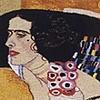 'Judith II' Gustav Klimt 1909