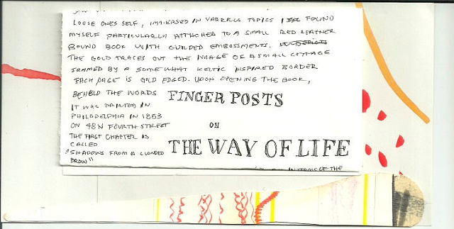 finger posts