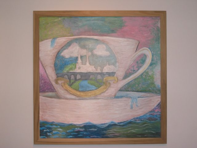 Souvenir Teacup is a Boat