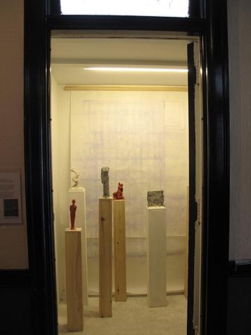 Taft's Dream Museum, through the door