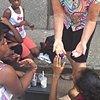 Present Tense, Excavating History Walking and Workshop, Braddock, PA