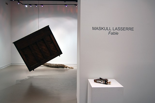 Fable  Centre Space (Toronto) (Various collections including Musée des Beaux-Arts, Montreal)