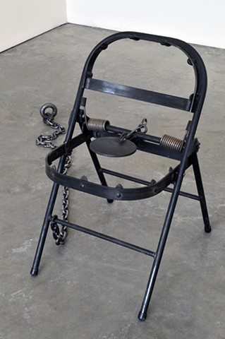 Progress Trap (Chair No.1)