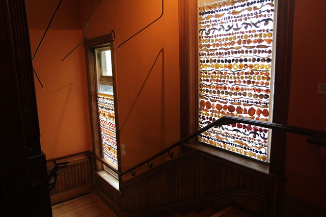 Installation View, Gladstone Hotel, Photo by Gabby Frank