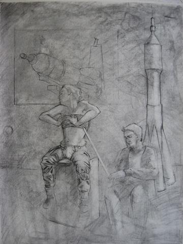 Lyndsea Cherkasky - Lyndsea Cochrane - Exhibition of Progress