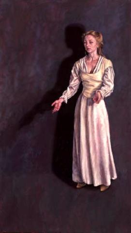 Jenny Ogilvie as Miss Julie