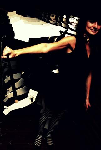 Roxana Halls' Tingel-Tangel Machine II