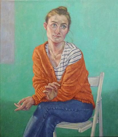 Poppy Fardell as 'Cassandra'