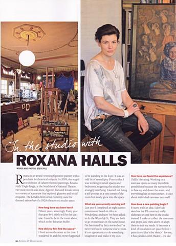 Artist's & Illustrators Magazine