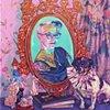 Portrait of Bird La Bird & Trixie A5 Limited Edition Giclee Print