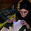 Terina the Paper Tearer