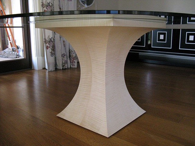 "60"" Diameter Dining Table"