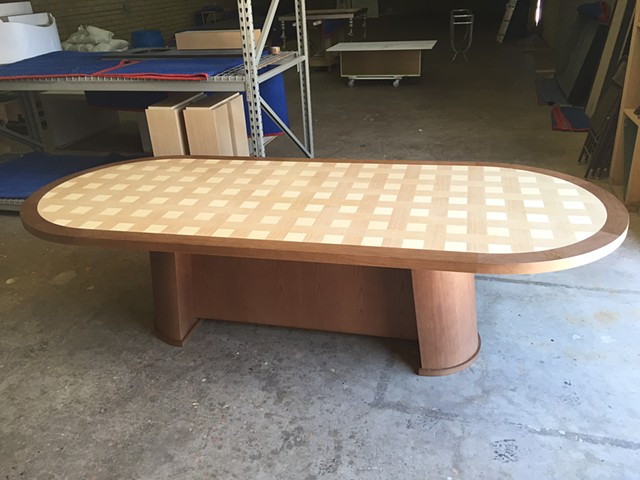 Custom Breakfast Table