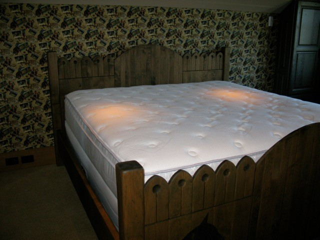 Custom Eastern King Bed
