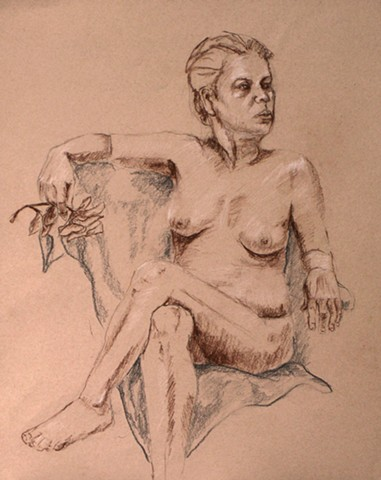 Flora Seated 2