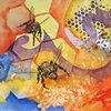 When Bees Dream No. 6_Half