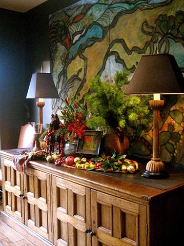 San Miguel de Allende on location in my studio