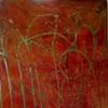 Red Desert Flowers #1