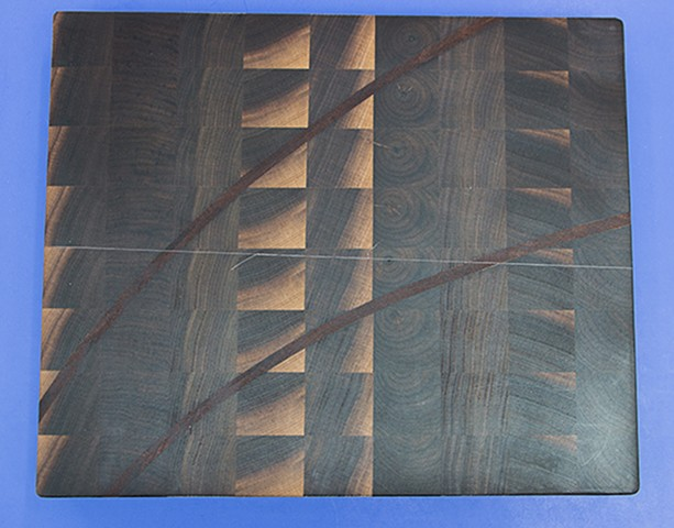 end grain cutting board