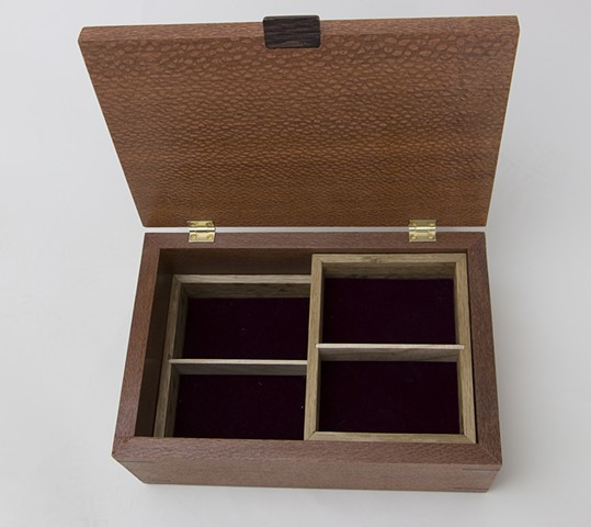 Lacewood Jewelry Box