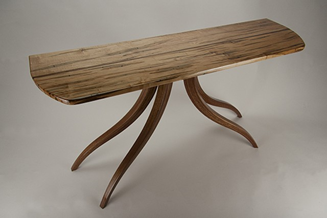 3/4 View of Tree Table