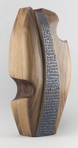 Wood Sculpture by James Oleson