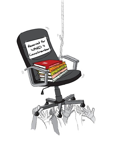 City Council Chair
