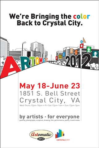 Artomatic Poster Submission