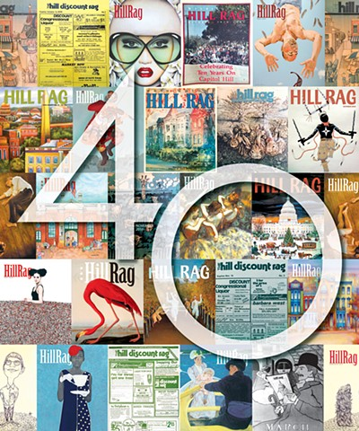 40th Anniversary Cover