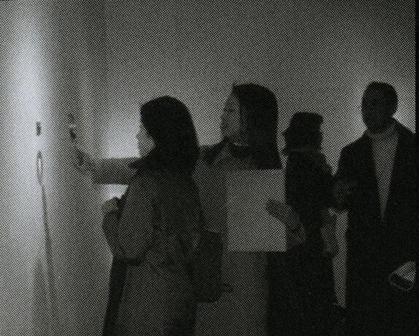 Installation Contemporary Art Factory, Tokyo
