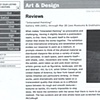 "Time Out, Chicago Review on ""Interested Painting"" exhibition 2006"